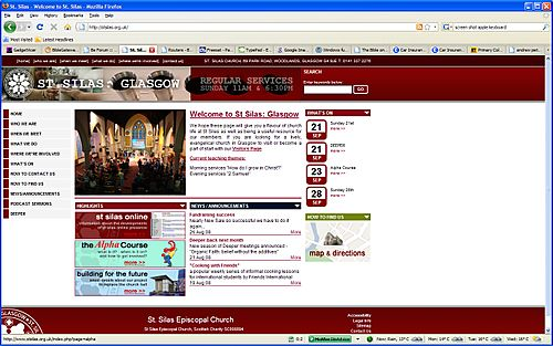 St Silas Webpage New