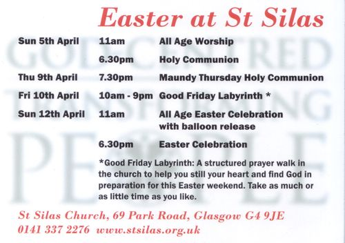 St silas easter 2009 1