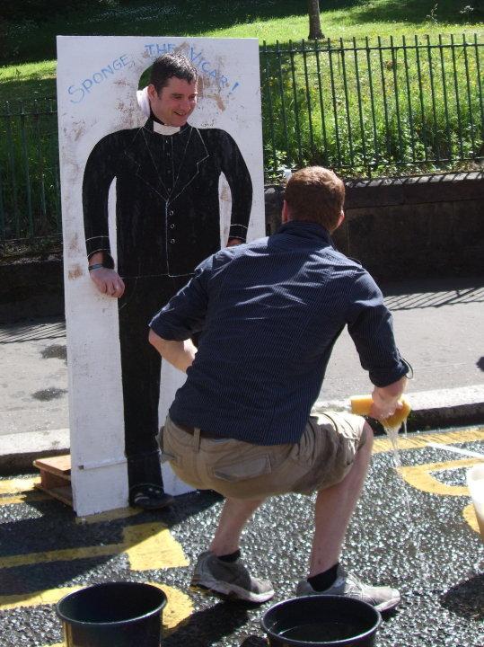 Sponge The Vicar